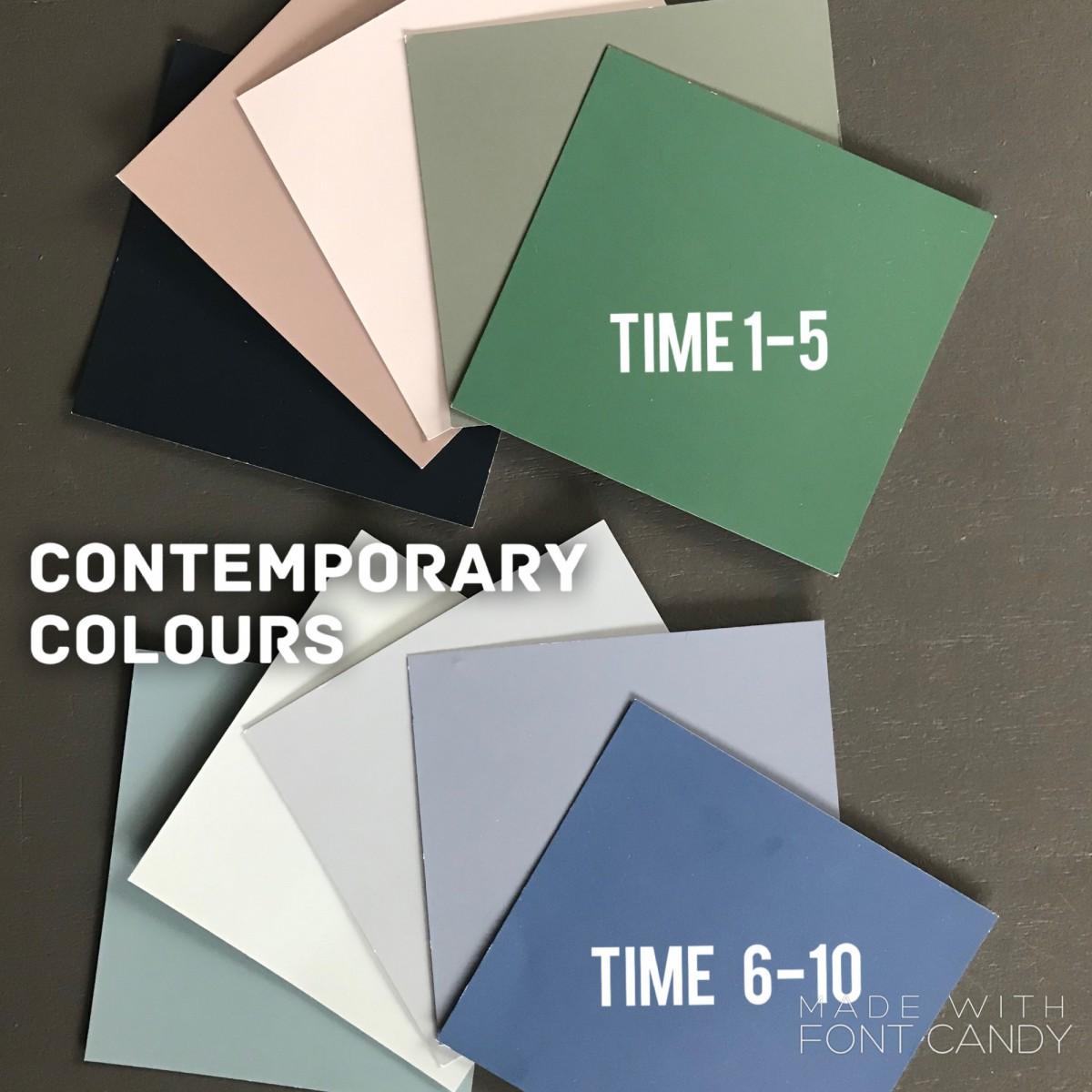 Flugger Contemporary Time 01-10