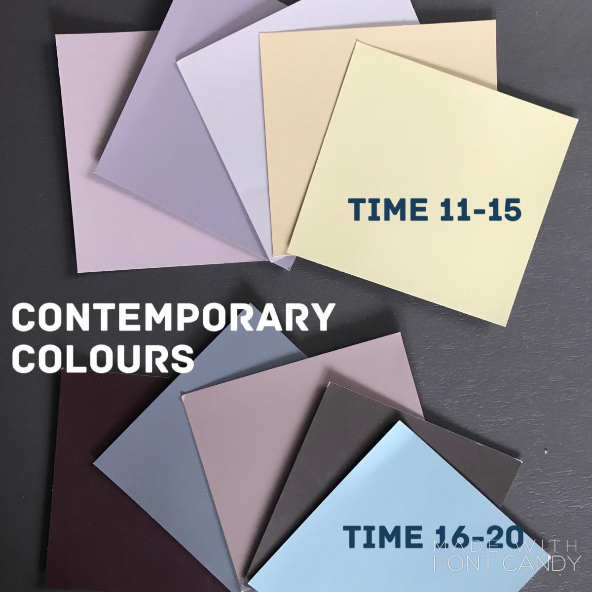 Flugger Contemporary Time 11-20