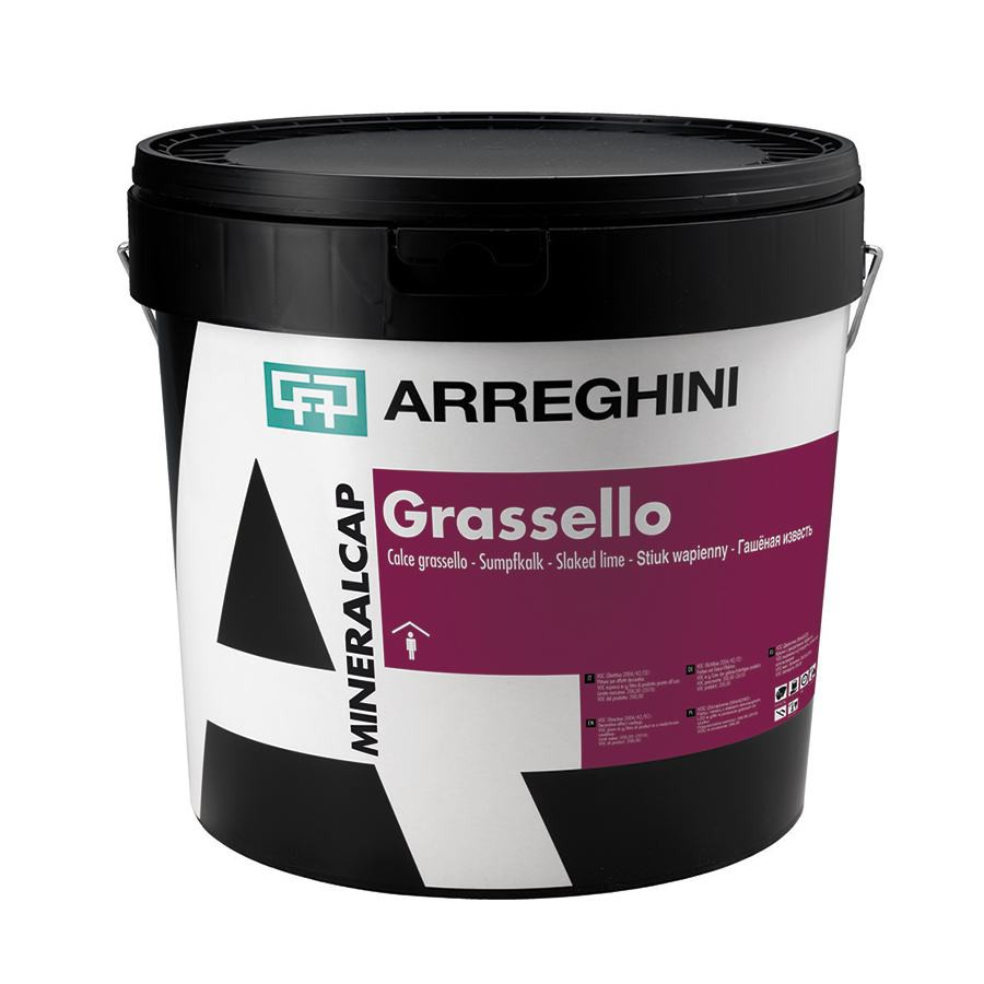 CALCE GRASSELLO Венецианская штукатурка на основе извести