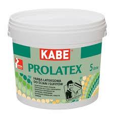 KABE PROLATEX - латексная моющаяся краска для стен и потолков