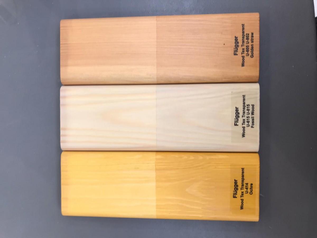Flugger wood tex transparent цвета