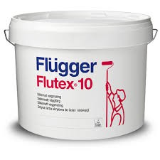 FLUTEX 10 шелковисто матовая краска для стен и потолков