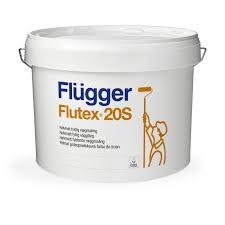 FLUTEX 20S полуматовая краска для стен