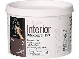 BLACKBOARD FINISH краска для школьных досок, матовая