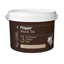 WOOD TEX TRANSPARENT антисептик для деревянных фасадов