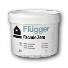 FACADE ZERO матовая фасадная краска