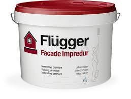 FACADE IMPREDUR матовая силиконовая краска для фасадов