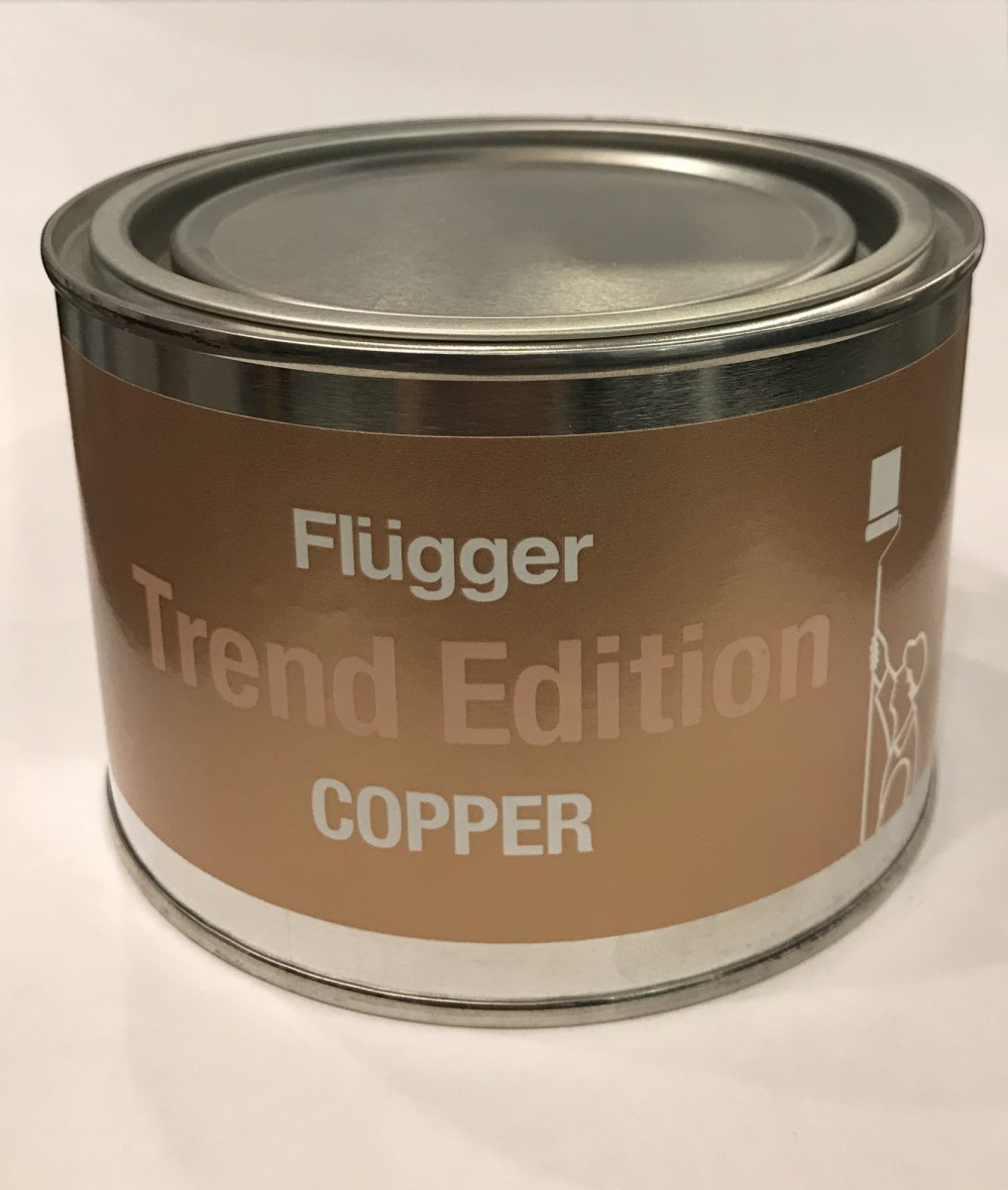 TREND EDITION COPPER декоративная краска цвета медь