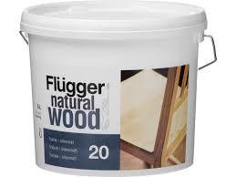 NATURAL WOOD TRALACK 20 полуматовый лак для мебели