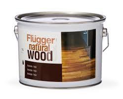 Масло для пола Flugger Natural Wood Floor Oil